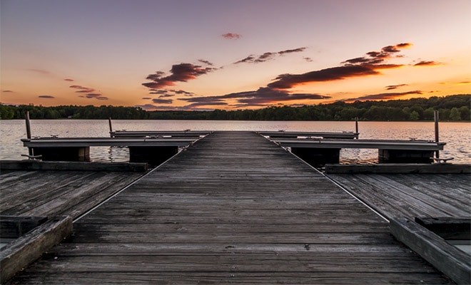 How to Process a Sunset Landscape Photo in Lightroom
