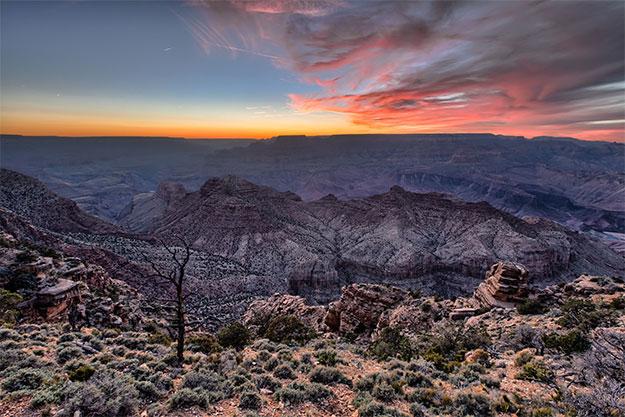 Purple Canyon II