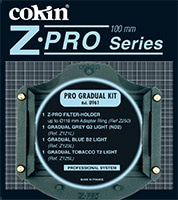 Cokin Graduated Neutral Density Filter Kit