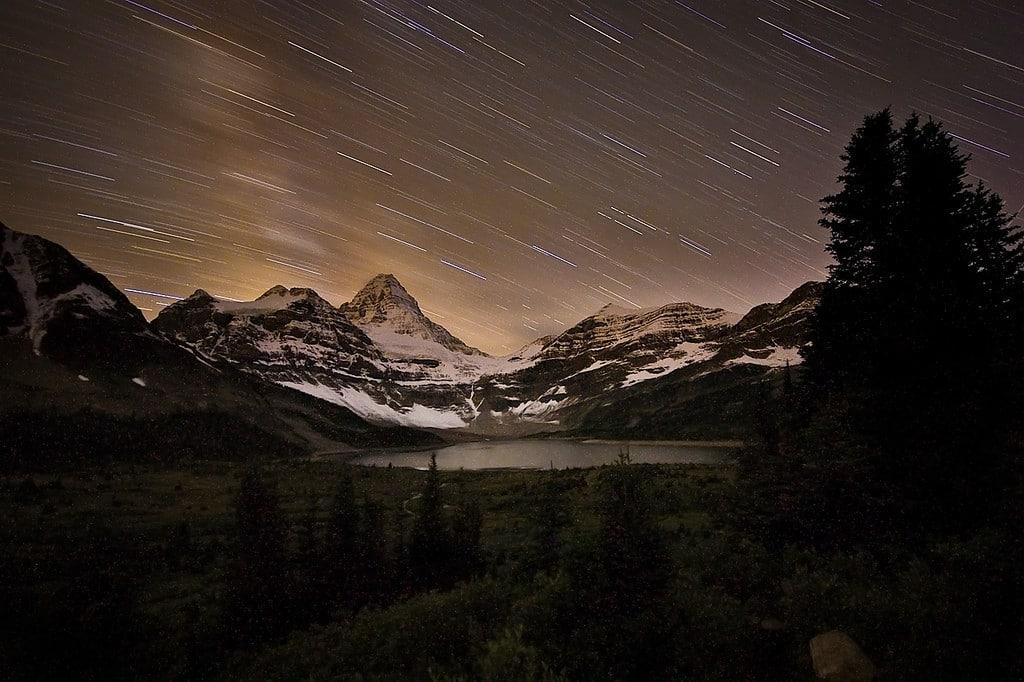 Assiniboine Star Light by Jeff P