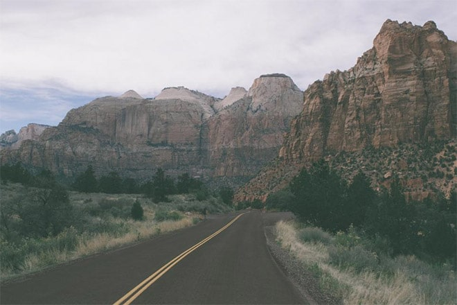25 Beautiful Landscape Photos from the Road