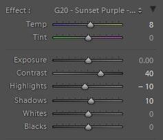 How to Edit a Sunrise Landscape Photo in Lightroom