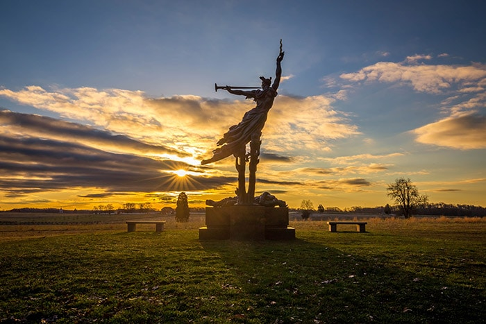 Guide to Photographing Gettysburg, PA