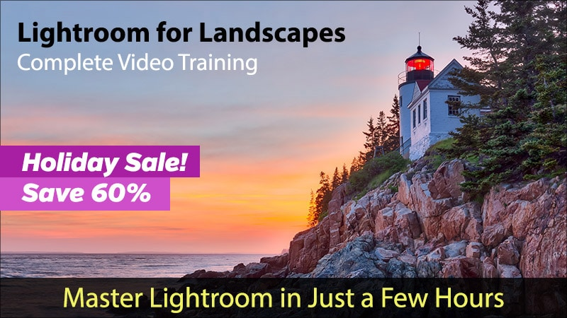 Lightroom for Landscapes