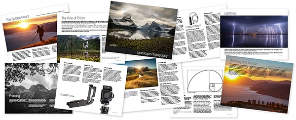 Photography Tutorial Ebook