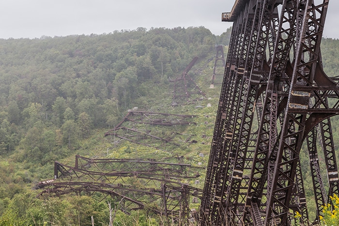 Guide to Photographing Kinzua Bridge State Park (Pennsylvania)