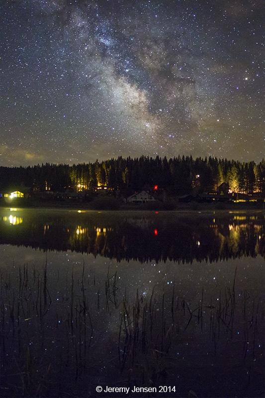 Glenshire Milky Way