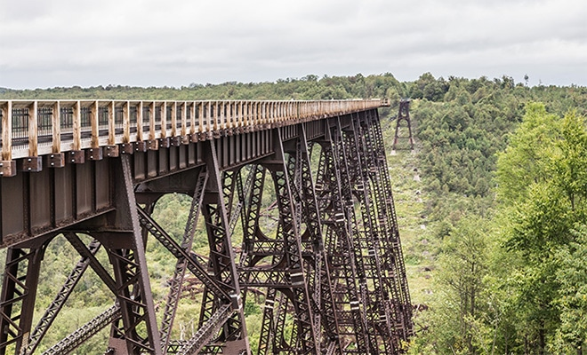 Photographing Bridges: Kinzua Bridge (PA) and Other Examples