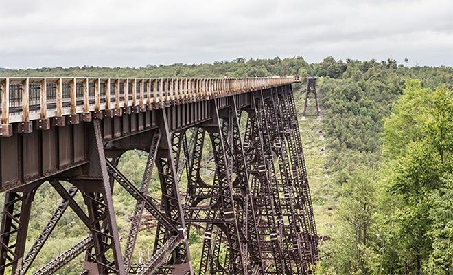 Photographing Bridges: Kinzua Bridge (PA) and Other Examples