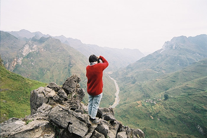 Photo: Shooting the landscape by Khánh Hmoong