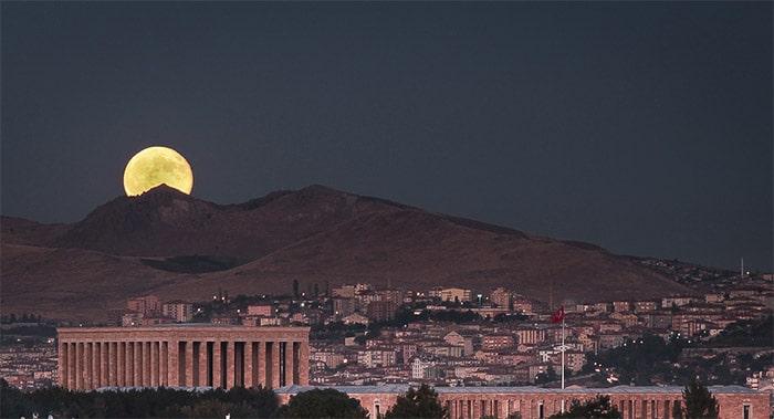 Photo: Anıtkabir – Ankara – Turkey by Nezih Durmazlar