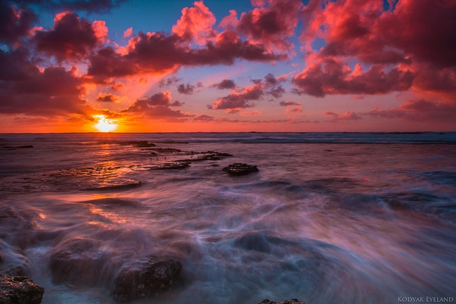 How to Anticipate Good Sunsets
