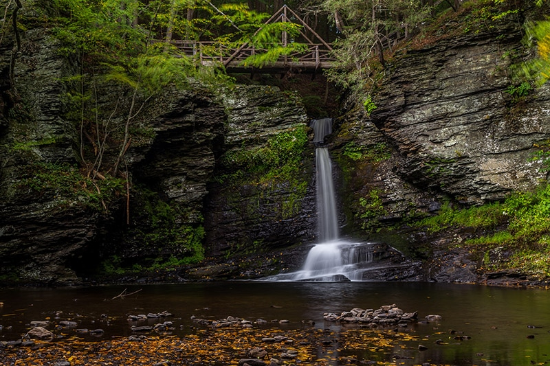 Deer Leap Falls