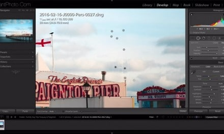 How to Use the Spot Removal Tool in Lightroom to Touch Up Your Photos