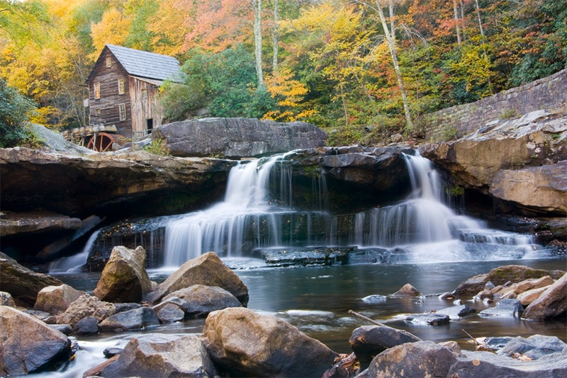 The Best Places to Photograph in West Virginia