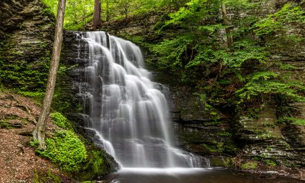 Photography Guide to Bushkill Falls (Pennsylvania)