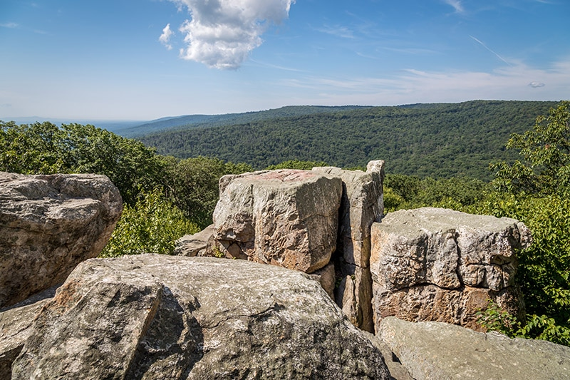 Catoctin Mountain Park - Chimney Rock
