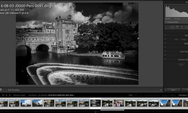 How to Give Your Black & White Photos Some Attitude Using Lightroom