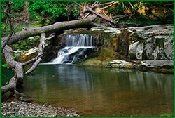 Falls Creek Gorge