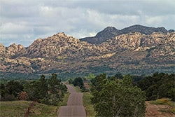 Wichita Mountains Wildlife Refuge