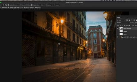 How to Remove Distractions with Photoshop's Paint Brush