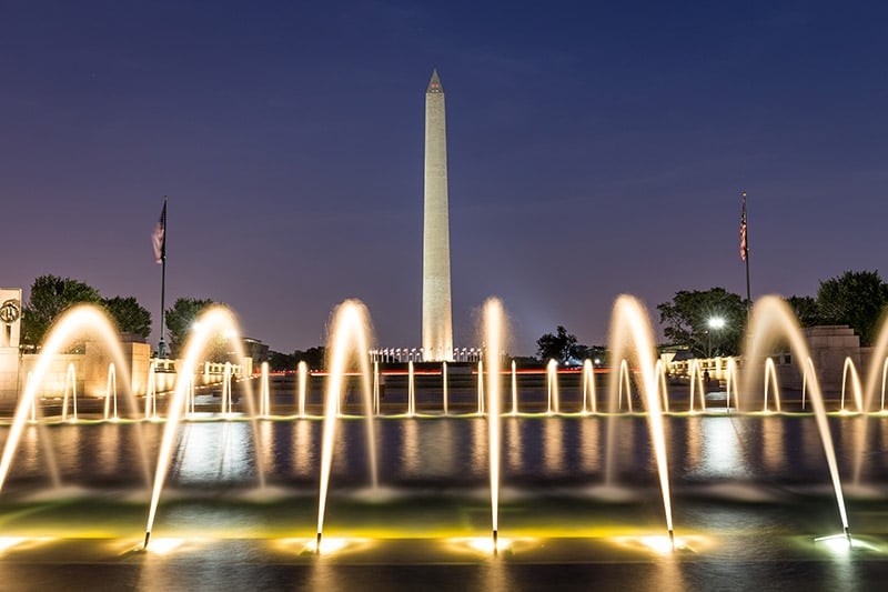 The Best Places to Photograph in Washington, DC