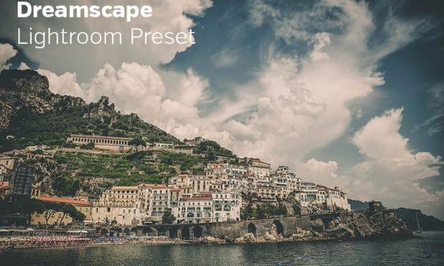 Free Lightroom Preset: Dreamscape
