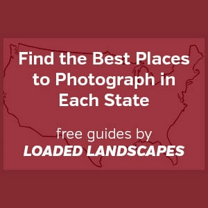 Great Places to Photograph in Each State