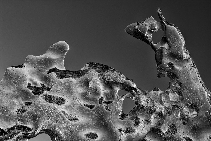 Photographing Water - Solid, Liquid and Gas