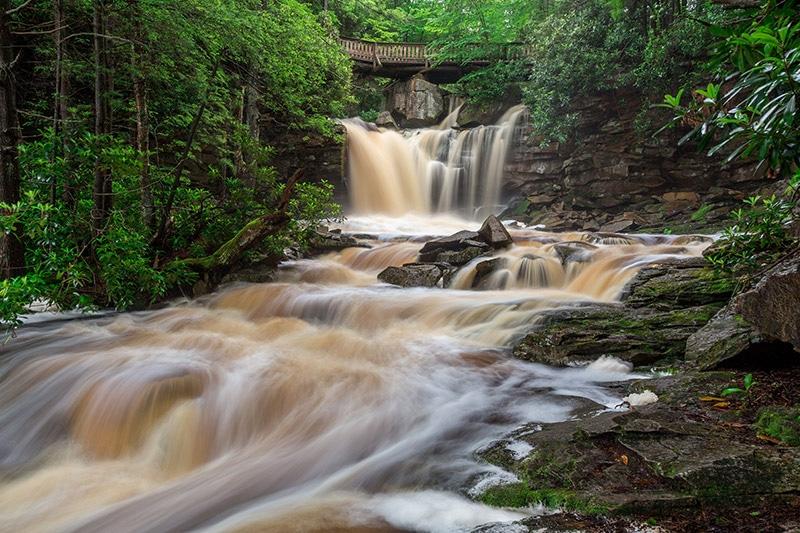 Elakala Falls (West Virginia)