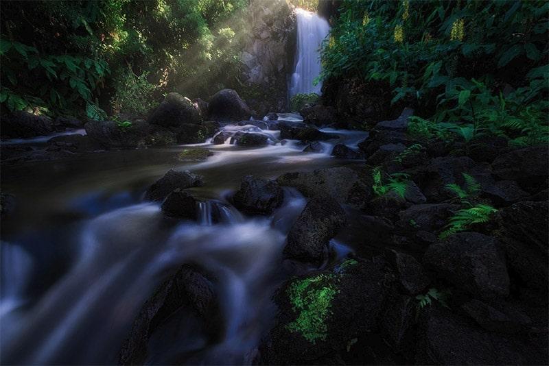 Flores Falls