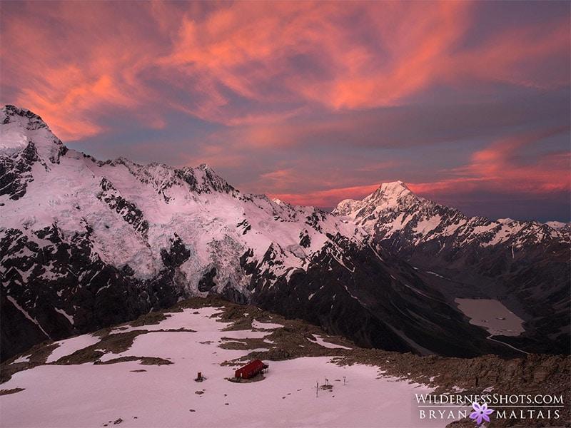 New Zealand Landscape Photos by Bryan Maltais