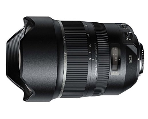 Tamron SP 15-30mm f/2.8 Di VC USD Lens for Canon EF
