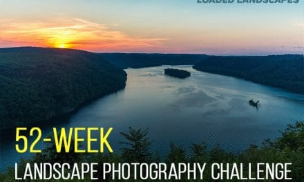 Test Yourself: Do the 52-Week Landscape Photography Challenge