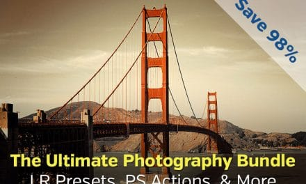 Limited Time Offer: The Ultimate Photography Bundle