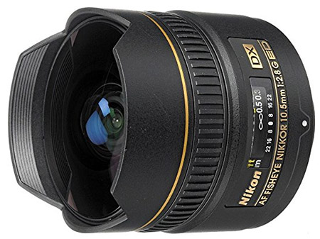 Reviews of the Best Fisheye Lenses for Nikon DSLRs