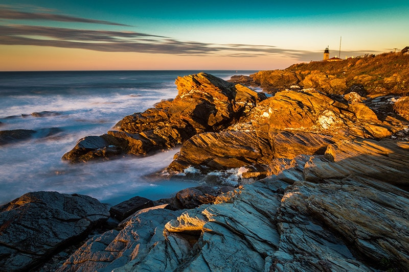 Photography Guide to Beavertail State Park (Rhode Island)