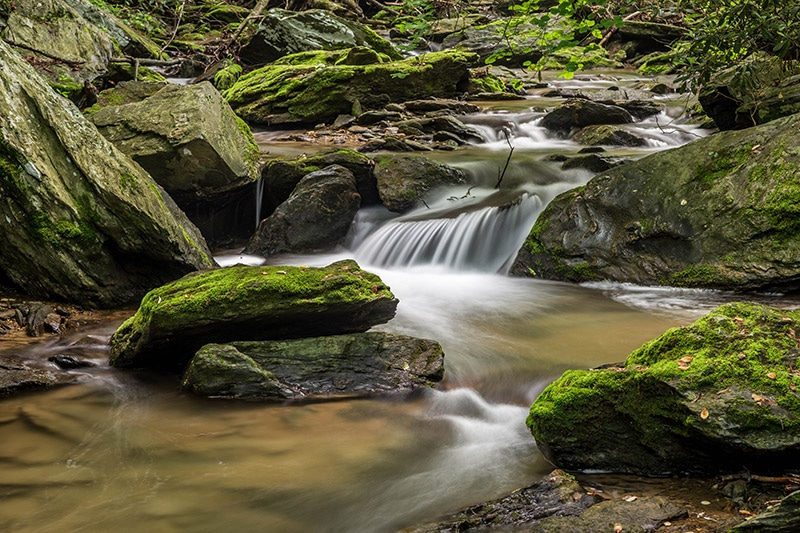 Photographing the Tucquan Glen Nature Preserve