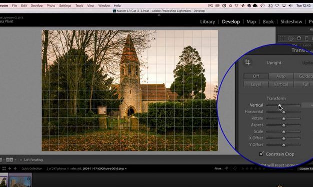 How to Improve Your Photos with Lightroom's Transform Tool