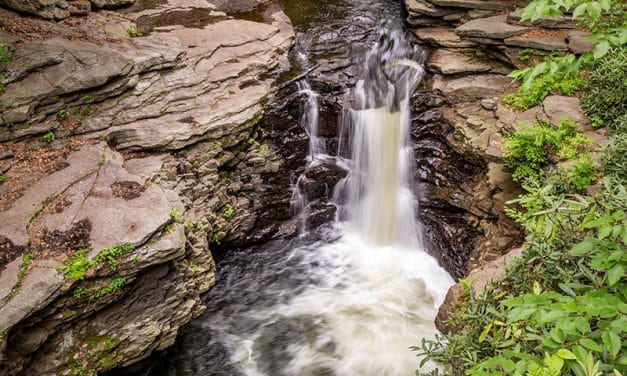 Photography Guide to Nay Aug Falls (Pennsylvania)