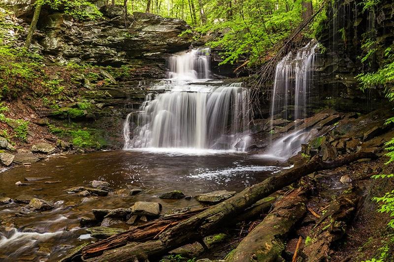 R.B. Ricketts Falls