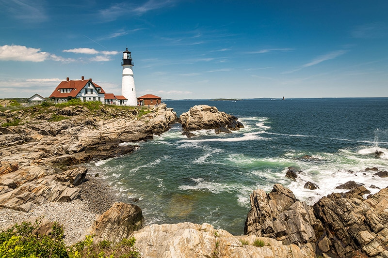 Photography Guide to the Portland Head Light (Maine)