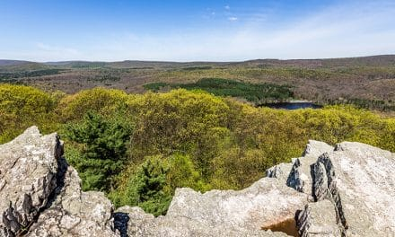 Pole Steeple Trail, Pine Grove Furnace State Park (Pennsylvania)
