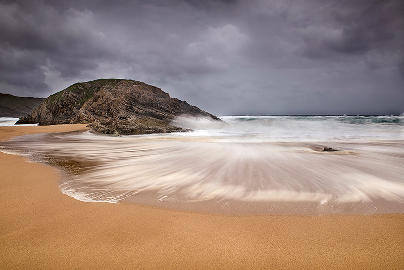 Murder Hole Beach, Donegal Ireland - by Ruth Grindrod