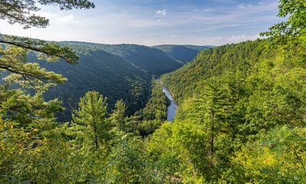 Photographing Pine Creek Gorge (PA Grand Canyon)