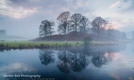 Interview with Landscape Photographer James Bell