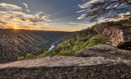 Photographing the New River Gorge (West Virginia)