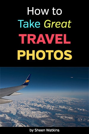 How to Take Great Travel Photos