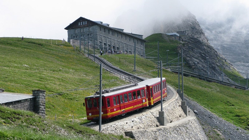 Jungfrau Glacier Express