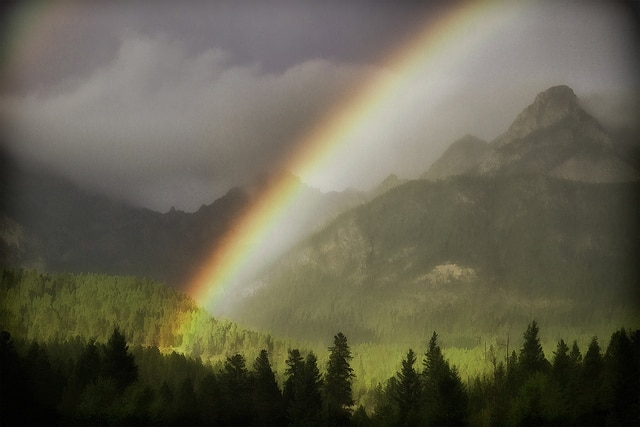 Tips for Photographing Rainbows